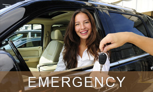 24 Hours Emergencies happen at all hours, not just 9 to 5. It is because of this we offer our locksmith services on a 24 hours basis, 7 days a week. Lockouts don't wait until the morning and neither do we. 24 hours service is a reality. Call now.